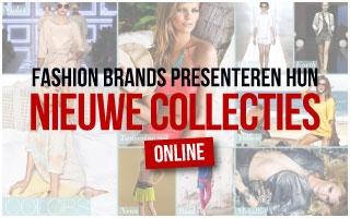 De nieuwste collecties online!