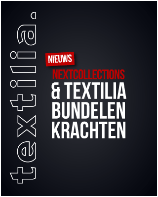 Textilia en NextCollections.nl bundelen krachten